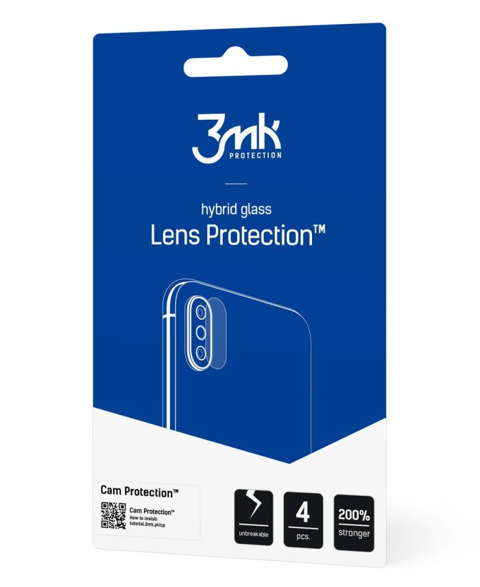 s21 ultra - 3mk lens protection samsung galaxy s21 ultra [4 pack] - 1 - krytaren.sk