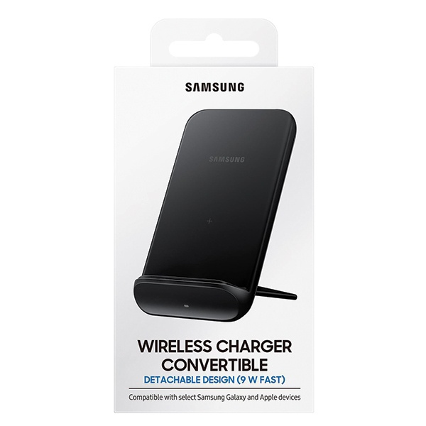 wireless chargers - samsung wireless charger ep-n3300tb 9w black - 6 - krytaren.sk