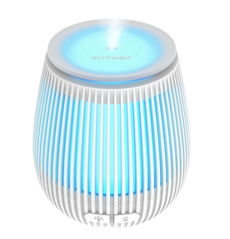 air fresheners & humidifiers - blitzwolf bw-fun11 aroma diffuser with ultrasonic atomization rgb 100ml - 1 - krytaren.sk