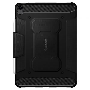 iPad Air 4 2020 - Spigen Rugged Armor Pro Apple iPad Air 4 2020 Black - 2 - krytaren.sk