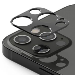 iPhone 12 Pro Max - Ringke Camera Styling Apple iPhone 12 Pro Max Gray - 1 - krytaren.sk
