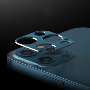iPhone 12 Pro Max - Ringke Camera Styling Apple iPhone 12 Pro Max Gray - 2 - krytaren.sk