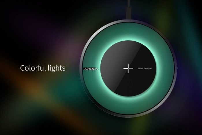 wireless chargers - nillkin magic disk 4 fast qi wireless charger - 3 - krytaren.sk