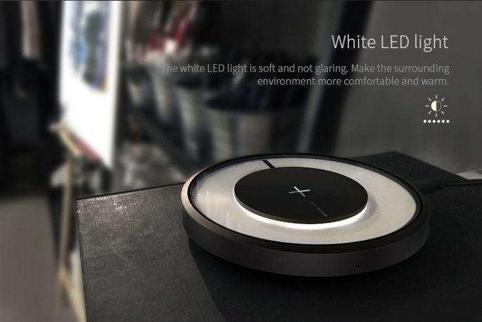 wireless chargers - nillkin magic disk 4 fast qi wireless charger - 8 - krytaren.sk