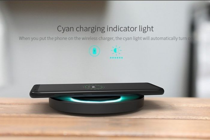 wireless chargers - nillkin magic disk 4 fast qi wireless charger - 10 - krytaren.sk