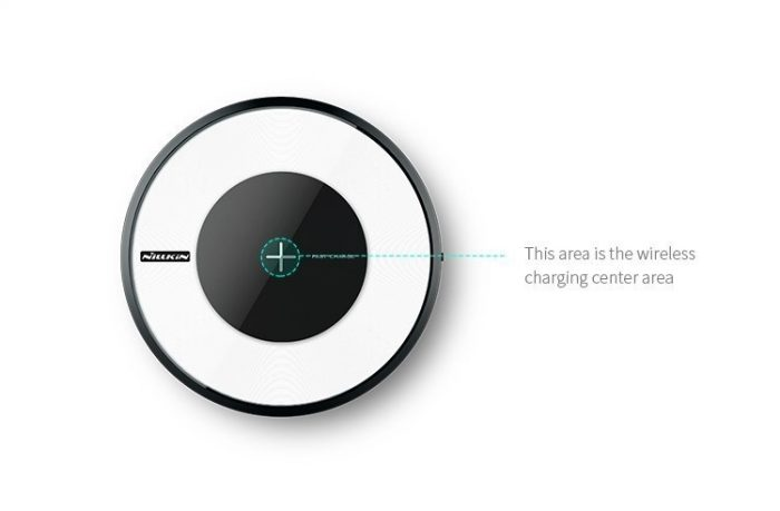 nillkin magic disk 4 fast qi wireless charger - export 3120