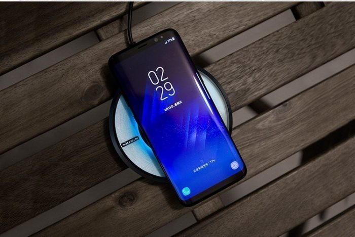 nillkin magic disk 4 fast qi wireless charger - export 3123