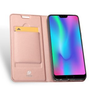 Honor 10 - DuxDucis SkinPro Huawei Honor 10 Rose Gold - 1 - krytaren.sk
