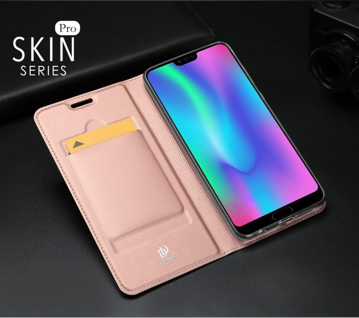 duxducis skinpro huawei honor 10 rose gold - export 3633