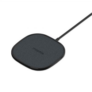 Wireless chargers - Mophie Wireless Charging Pad Fast Charge 15W (black) - 2 - krytaren.sk