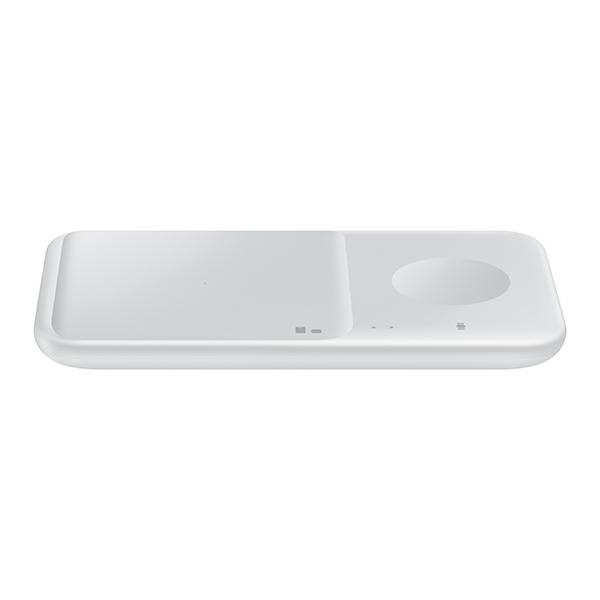 wireless chargers - samsung duo wireless charger ep-p4300tw white - 1 - krytaren.sk
