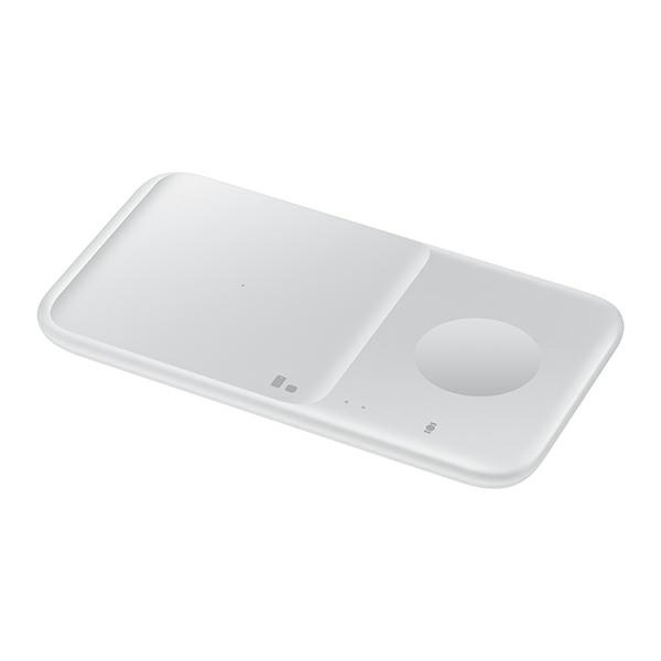 wireless chargers - samsung duo wireless charger ep-p4300tw white - 3 - krytaren.sk