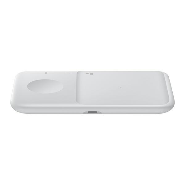 wireless chargers - samsung duo wireless charger ep-p4300tw white - 4 - krytaren.sk