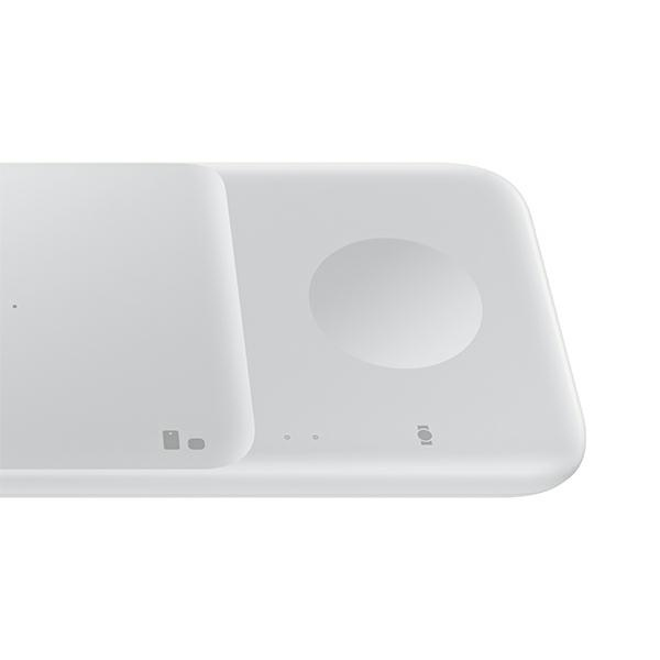 wireless chargers - samsung duo wireless charger ep-p4300tw white - 5 - krytaren.sk