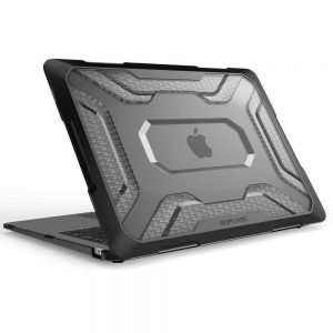 MacBook - Supcase Unicorn Beetle Pro Apple Macbook Air 13 2018/2020 Black - 1 - krytaren.sk