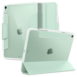 iPad Air 4 2020 - Spigen Ultra Hybrid Pro Apple iPad Air 4 2020 Green - 1 - krytaren.sk