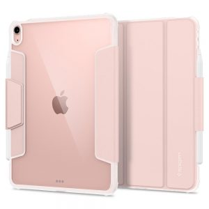 iPad Air 4 2020 - Spigen Ultra Hybrid Pro Apple iPad Air 4 2020 Rose Gold - 2 - krytaren.sk