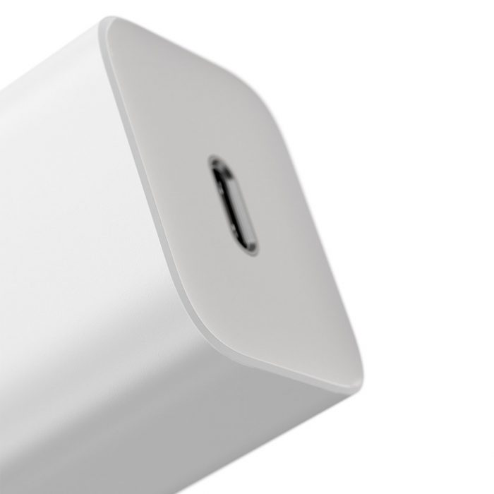 wall chargers - baseus super si quick charger 1c 20w (white) - 5 - krytaren.sk