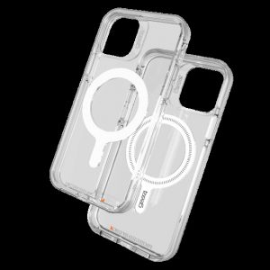 iPhone 12 Pro - GEAR4 Crystal Palace MagSafe Apple iPhone 12/12 Pro (clear) - 1 - krytaren.sk