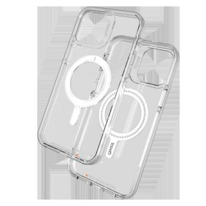 iPhone 12 Pro Max - GEAR4 Crystal Palace MagSafe Apple iPhone 12 Pro Max (clear) - 1 - krytaren.sk
