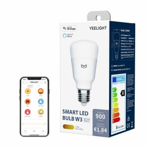 Lighting - Yeelight LED Smart Bulb W3 (dimmable) - 1 - krytaren.sk