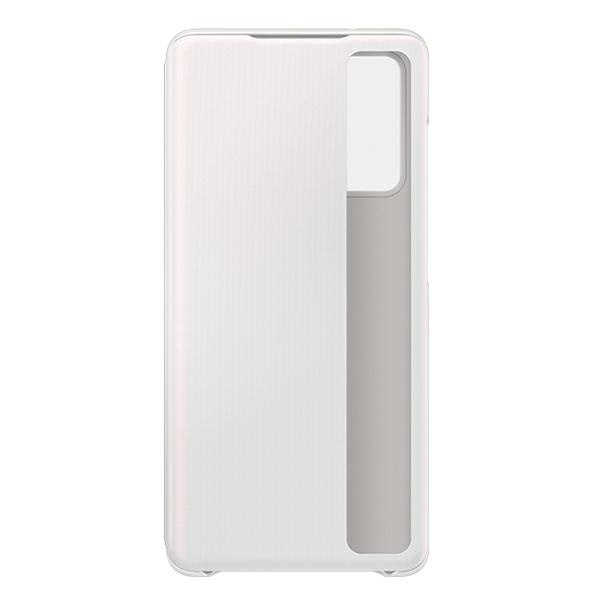 s20 fe - samsung galaxy s20 fe ef-zg780cwegee white clear view cover - 5 - krytaren.sk