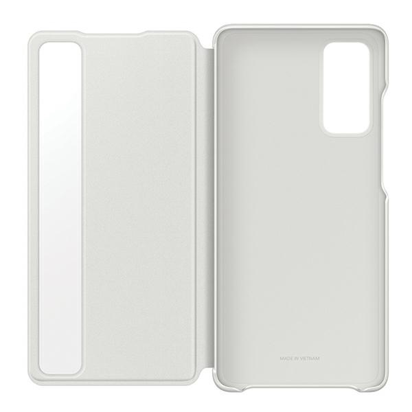 s20 fe - samsung galaxy s20 fe ef-zg780cwegee white clear view cover - 7 - krytaren.sk