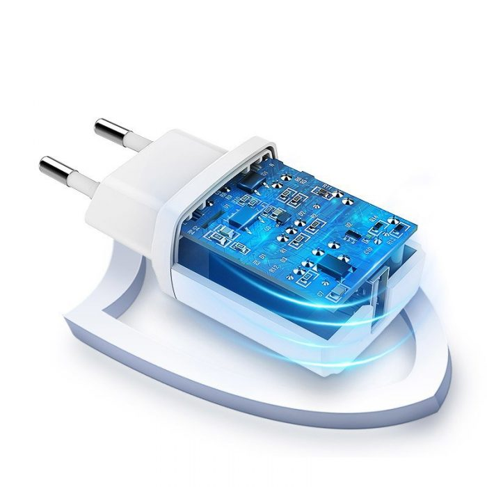 1a wall charger white (50460) - 3 - krytaren.sk