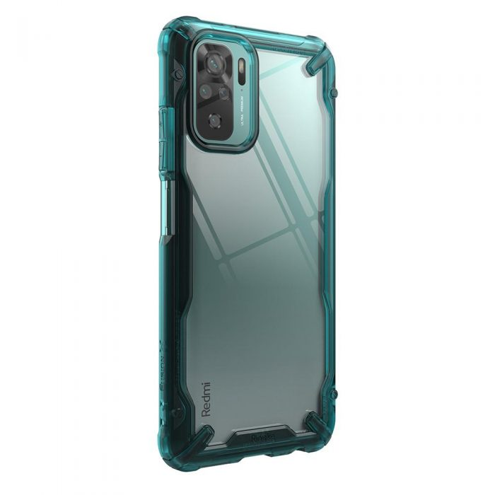redmi note 10/10s - ringke fusion-x redmi note 10/10s turquoise green - 1 - krytaren.sk