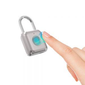 Other accessories - Fingerprint Smart Padlock BlitzWolf BW-FL1 - 1 - krytaren.sk