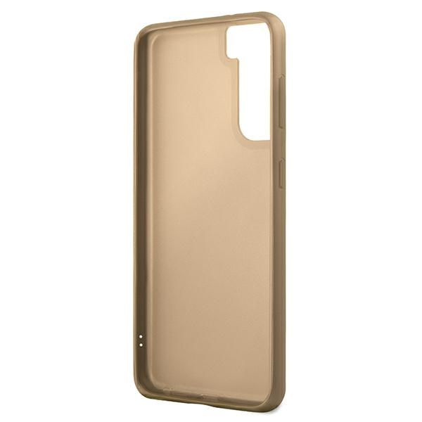 s21 - guess guhcs21sgf4gbr samsung galaxy s21 brown hardcase 4g charms collection - 7 - krytaren.sk