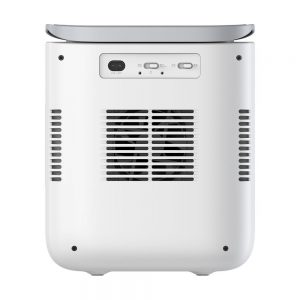 Other accessories - Baseus Igloo Mini Fridge for Students 6L EU (Cooler and Warmer) (ACXBW-A02) White - 2 - krytaren.sk