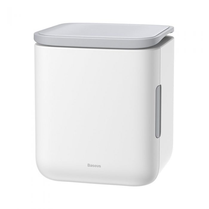 other accessories - baseus igloo mini fridge for students 6l eu (cooler and warmer) (acxbw-a02) white - 3 - krytaren.sk
