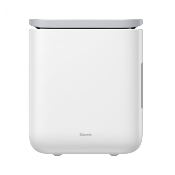 other accessories - baseus igloo mini fridge for students 6l eu (cooler and warmer) (acxbw-a02) white - 7 - krytaren.sk