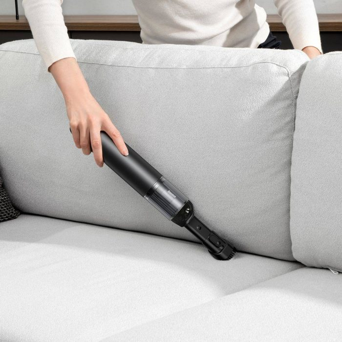 cleaning & disinfection - baseus a3 cordless car vacuum cleaner 15000pa (black) - 8 - krytaren.sk