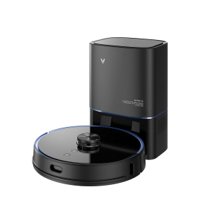 Cleaning & disinfection - Intelligent vacuum cleaner Viomi S9 with emptying station (black) - 1 - krytaren.sk