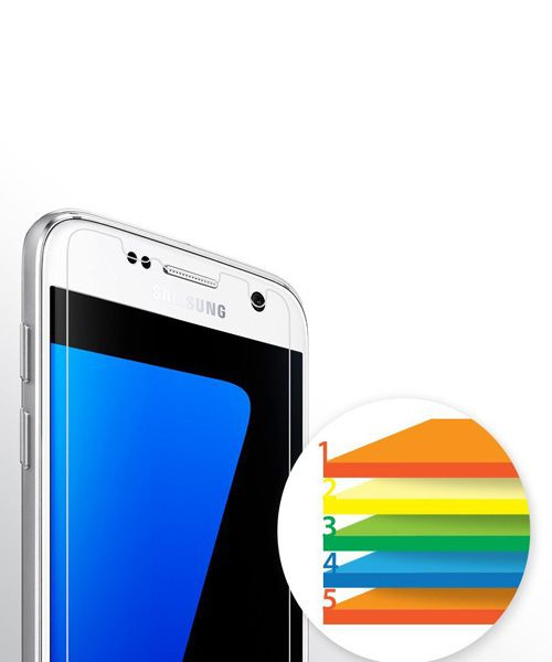 more galaxy s - ringke invisible defender samsung galaxy s7 [4 pack] - 4 - krytaren.sk