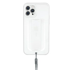 iPhone 12 Pro - UNIQ Heldro Apple iPhone 12/12 Pro natural frost Antimicrobial - 1 - krytaren.sk