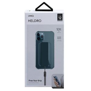 iPhone 12 Pro - UNIQ Heldro Apple iPhone 12/12 Pro clear Antimicrobial - 2 - krytaren.sk