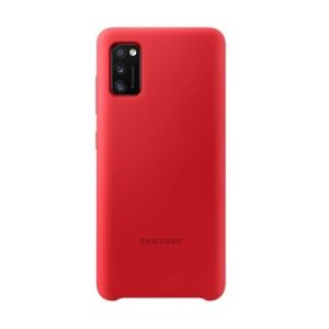 A41 - Samsung Galaxy A41 EF-PA415TR red Silicone Cover - 1 - krytaren.sk