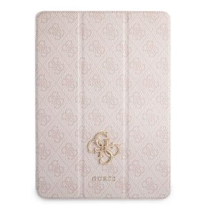iPad Pro 12.9 - Guess GUIC12G4GFPI Apple iPad Pro 12.9 2021 Book Cover pink 4G Collection - 1 - krytaren.sk