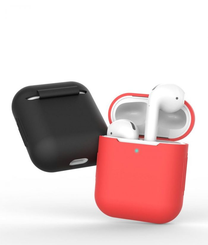 airpods - tech-protect icon apple airpods violet - 4 - krytaren.sk