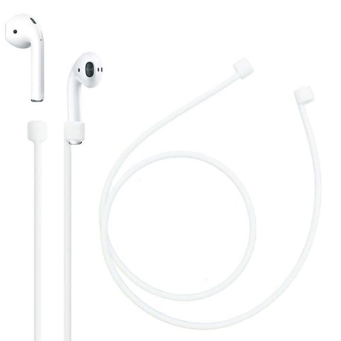 airpods - tech-protect iconset apple airpods white - 5 - krytaren.sk