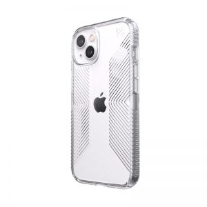 iphone 13 - speck presidio perfect-clear grips microban apple iphone 13 (clear) - 1 - krytaren.sk