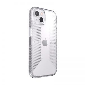 iphone 13 - speck presidio perfect-clear grips microban apple iphone 13 (clear) - 2 - krytaren.sk