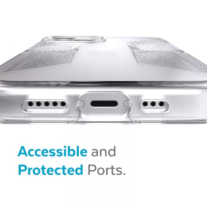 iphone 13 - speck presidio perfect-clear grips microban apple iphone 13 (clear) - 4 - krytaren.sk