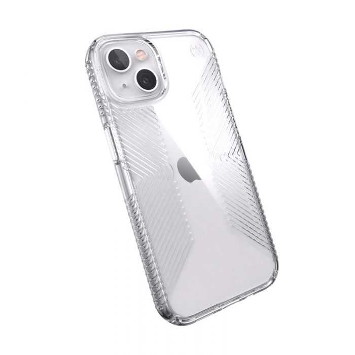 iphone 13 - speck presidio perfect-clear grips microban apple iphone 13 (clear) - 8 - krytaren.sk