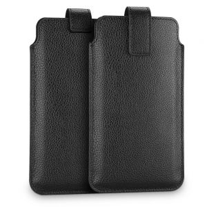 Universal cases - Tech-protect Sm65 Universal Phone Pouch 6.0-6.9 Inch Black - 1 - krytaren.sk