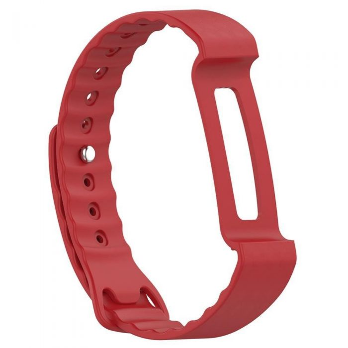watch/band - tech-protect smooth huawei band a2 red - 2 - krytaren.sk