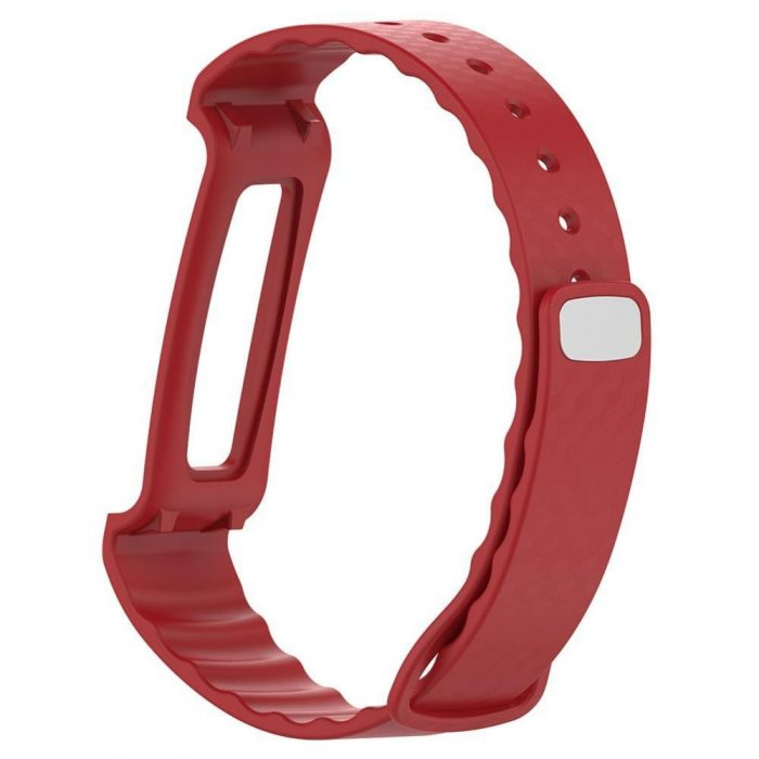 watch/band - tech-protect smooth huawei band a2 red - 3 - krytaren.sk